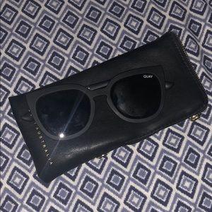 Quay Noosa sunglasses in black